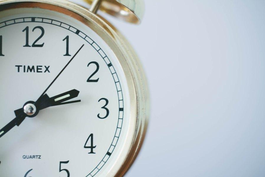 Początkujący copywriter planowanie czasu